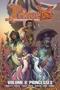 Princeless: The Pirate Princess #8 (2019)