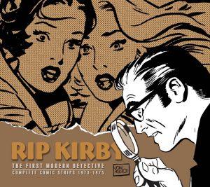 Rip Kirby #11 (2019)