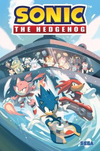 Sonic The Hedgehog Volume 1: Fallout! #3 (2019)