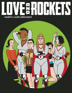 Love and Rockets #7 (2019)