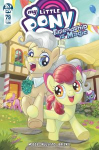 My Little Pony: Friendship Is Magic #79 (2019)