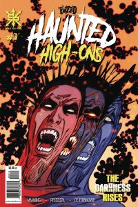 Twiztid Haunted High-Ons: The Darkness Rises #3 (2019)
