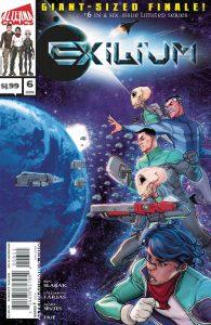 Exilium #6 (2019)