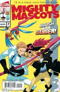 Mighty Mascots #2 (2019)