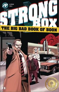 Strong Box: The Big Bad Book Of Boon #1 (2019)