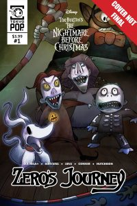 The Nightmare Before Chirstmas: Zero's Journey #11 (2019)
