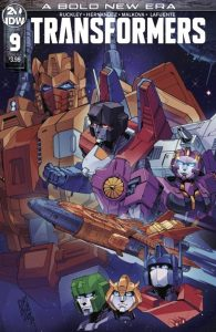 Transformers #9 (2019)