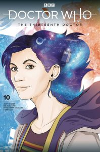 Doctor Who: The Thirteenth Doctor #10 (2019)