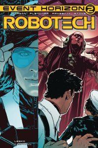 Robotech #22 (2019)
