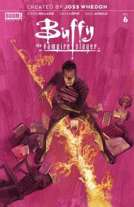 Buffy The Vampire Slayer #6 (2019)