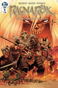 Ragnarok: The Breaking Of Helheim #1 (2019)