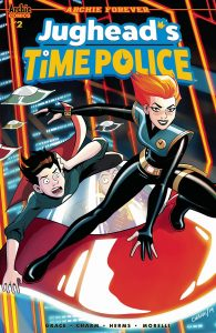 Jughead's Time Police #2 (2019)
