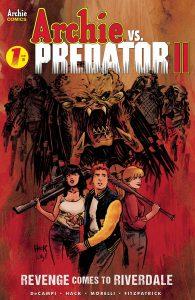 Archie vs Predator 2 #1 (2019)