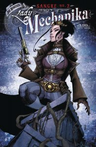 Lady Mechanika: Sangre #2 (2019)