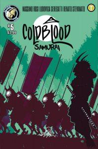 Cold Blood Samurai #5 (2019)