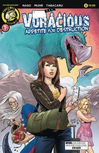 Voracious: Appetite For Destruction #3 (2019)