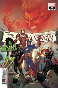 Avengers: Earth's Mightiest Heroes #21 (2019)