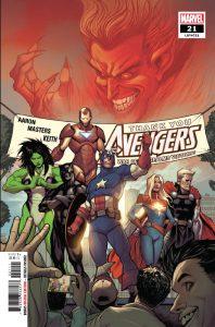 Avengers: Earth's Mightiest Heroes #21 (2019)