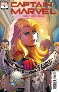 Captain Marvel #8 (2019)
