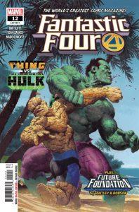Fantastic Four #12 (2019)