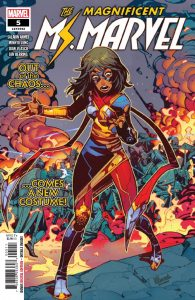 The Magnificent Ms. Marvel #5 (2019)