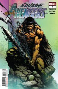 Savage Avengers #3 (2019)