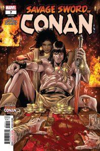 Savage Sword Of Conan #7 (2019)