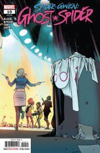 Spider-Gwen: Ghost Spider #10 (2019)