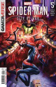Marvel's Spider-Man: City At War #5 (2019)