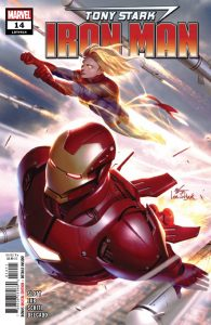 Tony Stark: Iron Man #14 (2019)