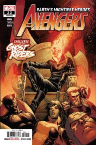 Avengers: Earth's Mightiest Heroes #22 (2019)