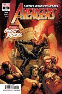 Avengers: Earth's Mightiest Heroes #22 (2019)