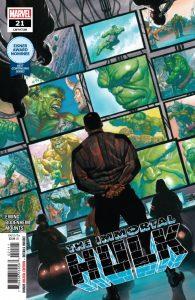 The Immortal Hulk #21 (2019)