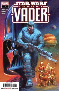 Star Wars: Target Vader #1 (2019)