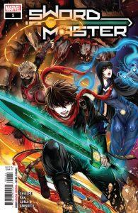 Sword Master #1 (2019)