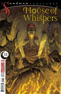 House Of Whispers #11 (2019)