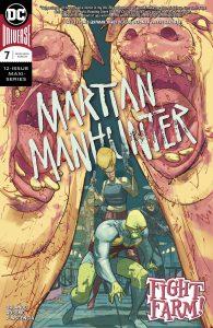 Martian Manhunter #7 (2019)