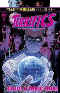 The Terrifics #18 (2019)