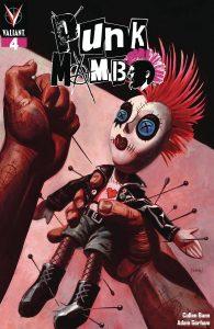 Punk Mambo #4 (2019)