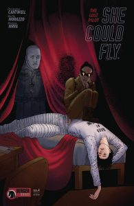 She Could Fly: The Lost Pilot #4 (2019)