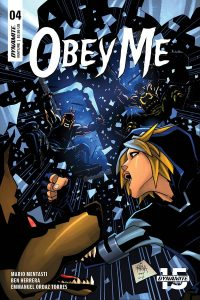 Obey Me #4 (2019)