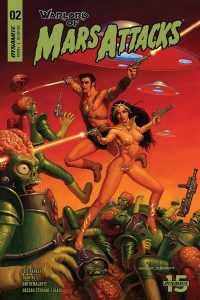 Warlord Of Mars Attacks #2 (2019)