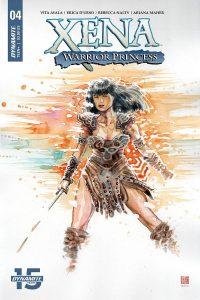 Xena: Warrior Princess #4 (2019)