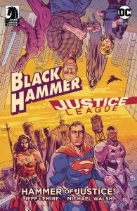 Black Hammer Justice League #1 (2019)