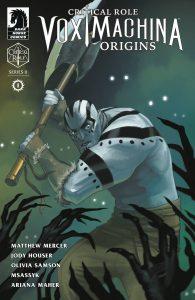 Critical Role: Vox Machina Origins II #1 (2019)