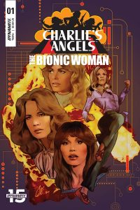 Charlie's Angels vs Bionic Woman #1 (2019)
