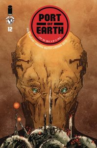 Port of Earth #12 (2019)