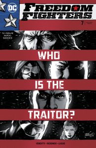 Freedom Fighters #7 (2019)
