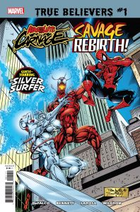True Believers: Absolute Carnage - Savage Rebirth #1