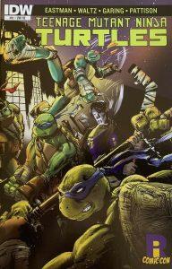 Teenage Mutant Ninja Turtles #51 (2015)